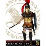Warriors - Greek Hoplite (Uniform Version C)