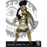 Warriors - Greek Hoplite (Uniform Version D)