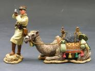 VF Officer w/ Sitting Camel