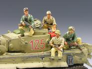 AK Tank Riders Set