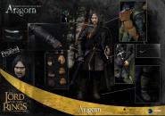 Asmus Toys The Lord of the Rings Series: Aragorn