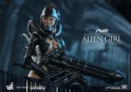 sixth scale Alien Girl Collectible Figure