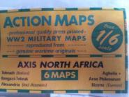 1/6 Maps german Africa Corps (5 Maps)