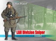 """Max Winzel"", LAH Division Sniper, (Sturmmann)"