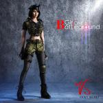1/6 Battleground Girl Clothes Set