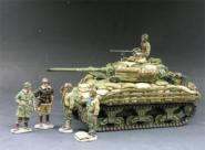 GENERAL INSPECTION M4A3 SHERMAN MIB