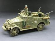 WWII M3A1 White Scout Car