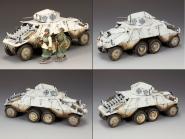 Polizei ADGZ Armoured Car (Winter) - Retired