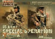 "US ARMY Speical Operation Detachment A ""Joe Brennan"""