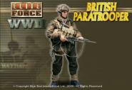 WWII British Paratrooper Sergeant - Neil Williams - 1/6 Scale