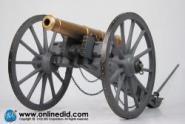 British 9 Pounder Cannon