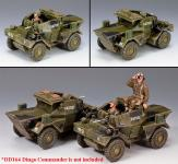 """Dingo Armoured Car"" Normandy Version"
