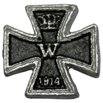 EK I Erster Weltkrieg in Metal 1/6