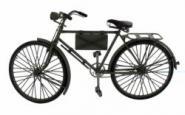 WH, Fahrrad in Grau