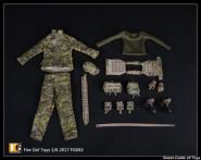 1/6 Navy Seal CP Camo outfit