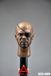 Fury Head Sculpt