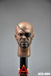 Fury Head Sculpt