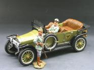 WWI Kaiser's Staff Car Set
