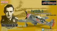 1:72 CH  Fw 190A-5 Fighter - Hermann Graf