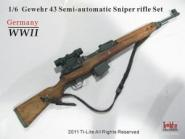 G 43 Sniper Gewehr Museums Version