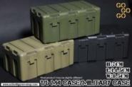 M4 Case - Military Case - sand