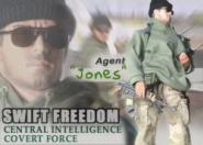 Jones, CIA Covert Force