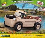 VW TYP 166 Kübelwagen