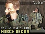 Jake, USMC Force Recon RTO (Funker)