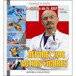 Action Figuren reperatour Buch