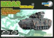 "1:72 M2A2 ODS Bradley, 1-26 Infantry, 1st Infantry Division ""Big Red One"", Germany"