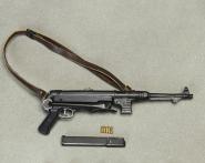 MP 40 Metal leichte Ausf.