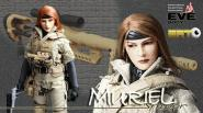 Muriel - Sniper Girl 1/6