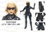Mystery, Cy Girls, Figur im Masstab 1:6