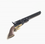 Navy Colt, Black and Russet Grip