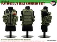 1:6 Omega EOD, (green) Vest mit Body West