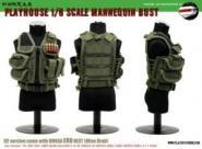 1:6 Omega EOD, (green) Vest mit Body West