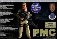 Barrack Sergeant:One Sixth Fanatics -Private Military Contractor (PMC),Limited Edition 300 Pcs Only