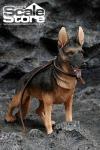 Scale Store - Mouth Open Dog (German Shepherd)
