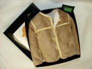 Sheepskin Jacket (100% Pure Leather)