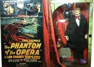 "Sideshow Lon Chaney Phantom Of The Opera 12"" 1/6 action figure"