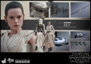 STAR WARS: THE FORCE AWAKENS  REY (RESISTANCE OUTFIT)