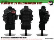 1:6 Omega EOD Vest mit Body West in Black