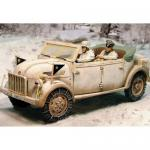 1:30 Steyr 1500 Winter Command Car