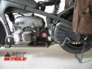 Zündap, KS750, Motorrad in SS Tarn !