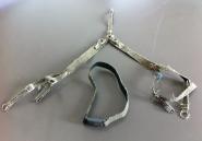 DAK Koppel mit Y Tragegestell gewebt