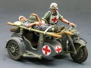 Medic Evac Motorcycle Combo