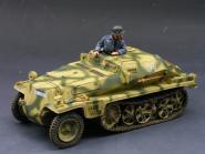 WWII German Army:Sd.kfz.252 Transporter