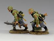 Machine Gun Team Forward!