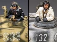 WWII German Forces: Tank Commanders #1
