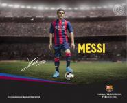 ZC World FCBarcelona 2014/15 - Messi Soccer Player